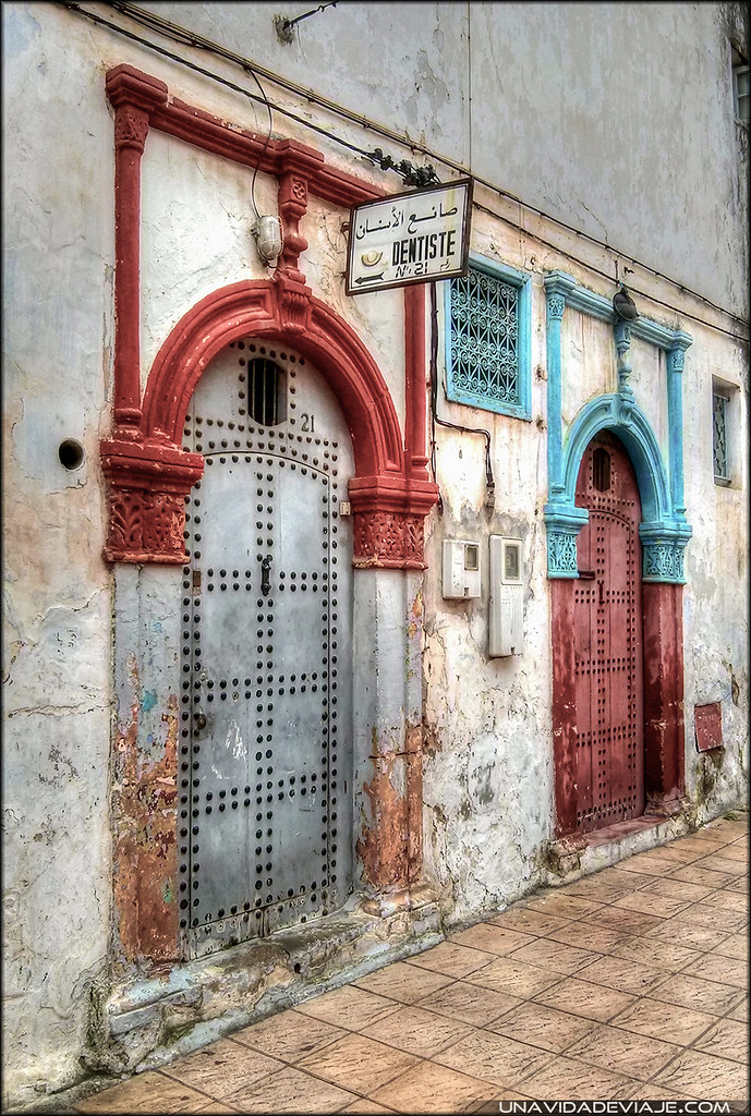 Rabat dentista