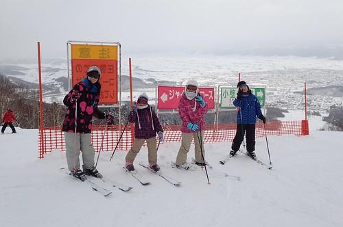 富良野スキー
