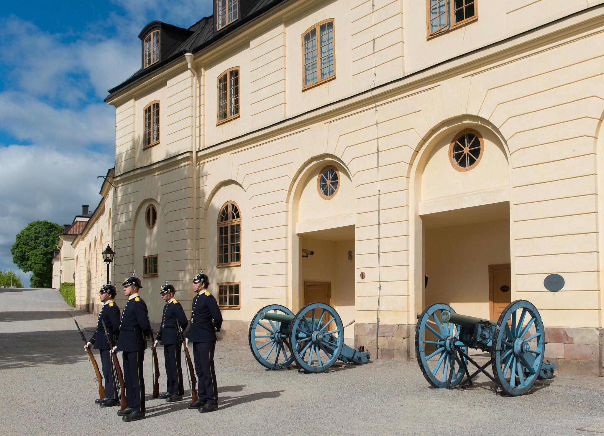 Drottningholm Palace Guards