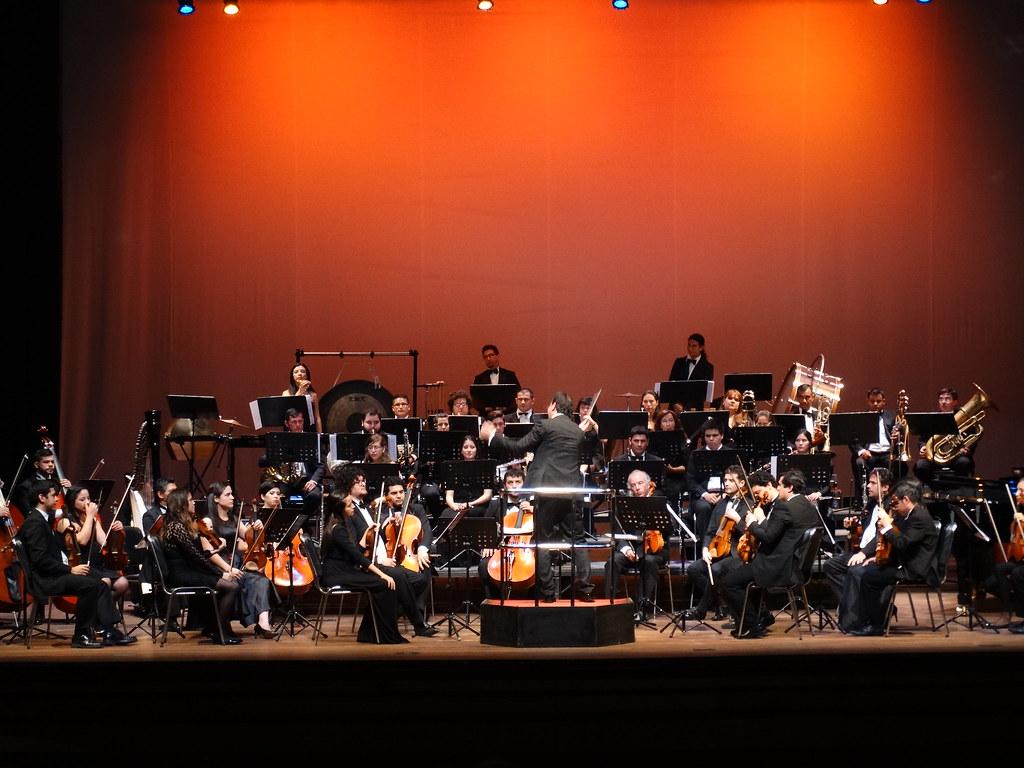 Orquesta Sinfónica de Asunción rinde homenaje a México
