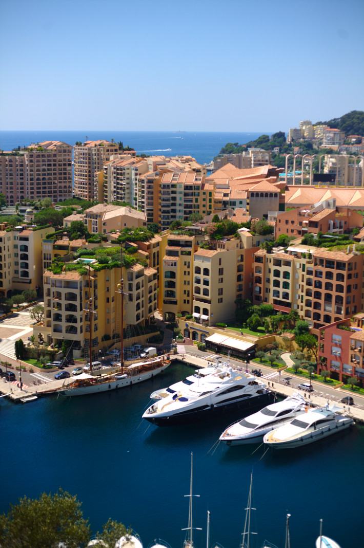 Travel report: Monaco