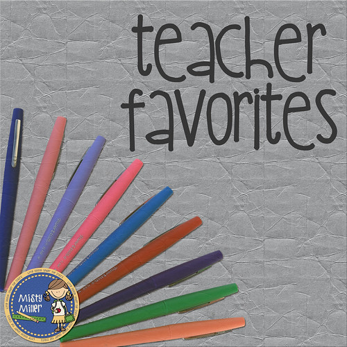 Teacher Favorites
