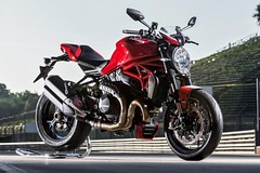 Ducati Monster 1200 R 16