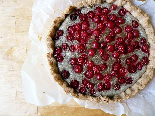 Redcurrant pie