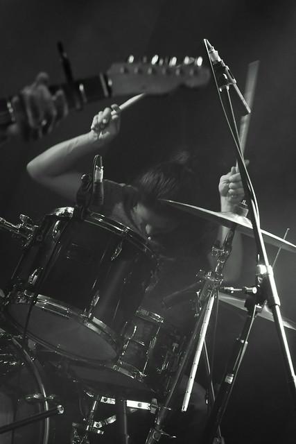 O.E. Gallagher live at 獅子王, Tokyo, 21 Sep 2015. 616