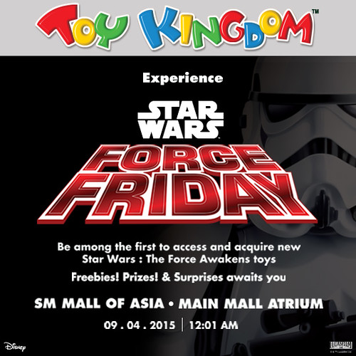 STAR WARS FORCE FRIDAY - for IG