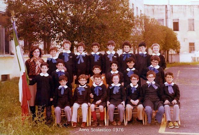 Casamassima-La Scuola Elementare Guglielmo Marconi compie ottanta anni--05_ A.S. 1976