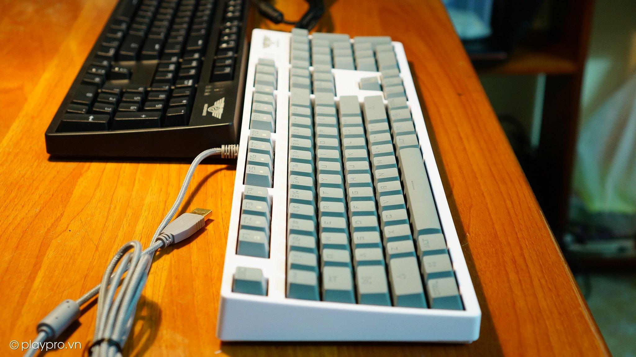 bàn phím cơ Newmen GM500s