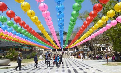 Co-Daegu-Parc Palgongsan-Temple Donghwasan (1)