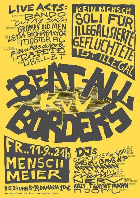 11.09.2015 TAPETE LIVE   Berlin-Prenzlauer Berg   Mensch Meier