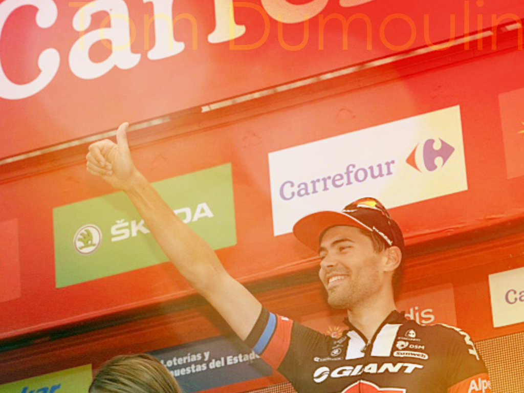 Wallpaper Tom Dumoulin LV2015