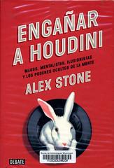 Alex Stone, Engañar a Houdini