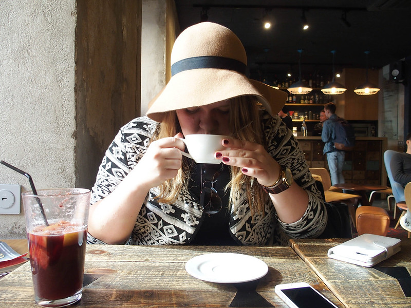 coffee 22 pietari
