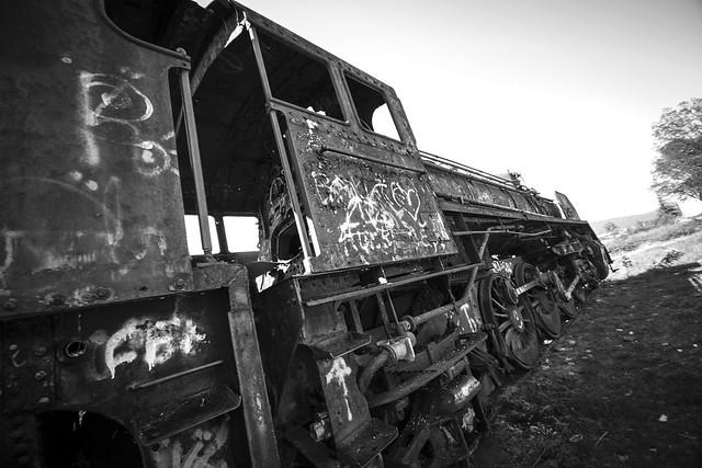 Locomotora Mikado, Villarcayo