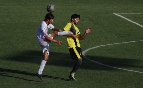 نادي السرحان تحت٢٠ مع نادي الزعتري تحت ٢٠ بملعب السرحان في بلدية سما السرحان