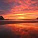 Ocean Beach Burn - 09.30.2015 by louisraphael