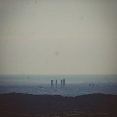Far away, skyline... #igersmadrid #igersgallerymadrid #skylinemadrid #alpha6000 #lascanchas #navacerrada #walking #dominging #negugoring