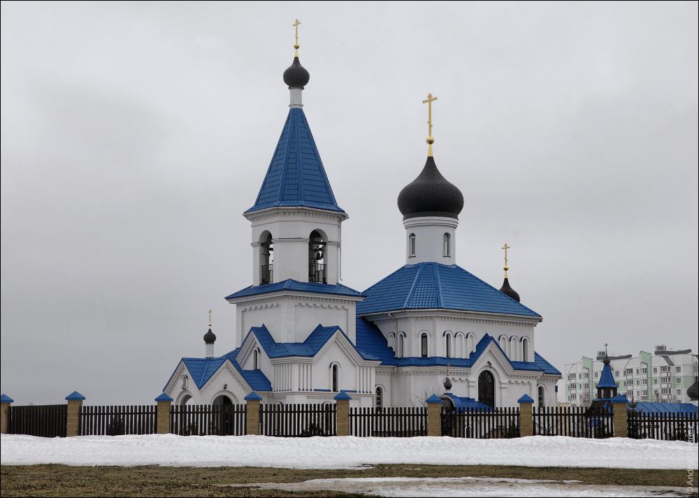 Сокол, Церковь св. Николая