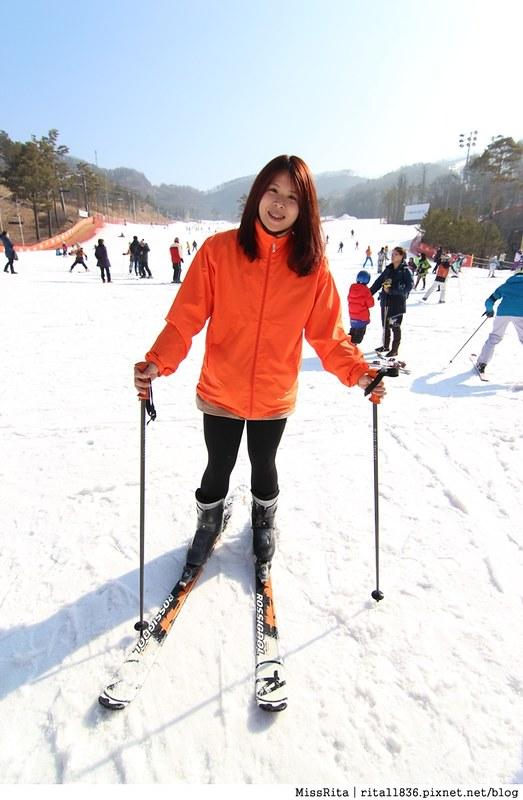 韓國滑雪 韓國滑雪度假村 韓國滑雪場 奧麗山莊渡假村 Oak Valley Oak Valley滑雪場 江原道滑雪 韓國滑雪推薦 오크밸리스키장7