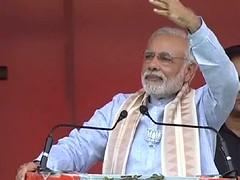बिहार में मोदी का जलवा,एनडीए को मिलेगा पूर्ण बहुमत:सर्वे