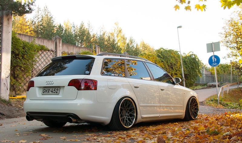 Zoml: Audi A4 B7 Avant //Mätäs Crew 22044857051_4ab2ca01c5_c