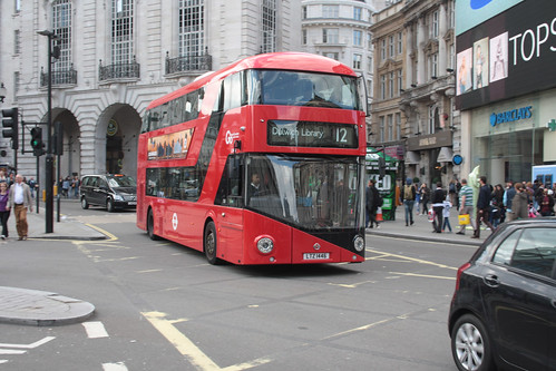 London Central LT446 LTZ1446