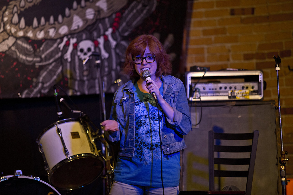 Stephanie Hasz @ Rockey's Dueling Piano Bar | 11.1.15 | Fest