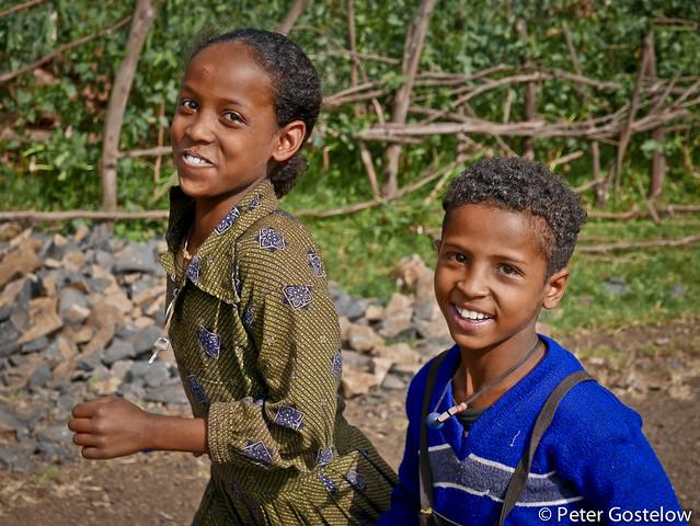 Ethiopian smiles