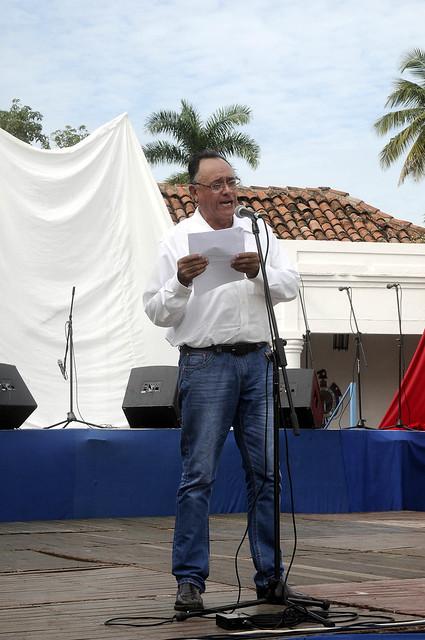 Rememoran estreno del Himno Nacional