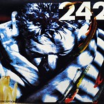 "FRONT 242 - INTERCEPTION QUITE UNUSUAL 12"" MAXI-SINGLE VINYL"