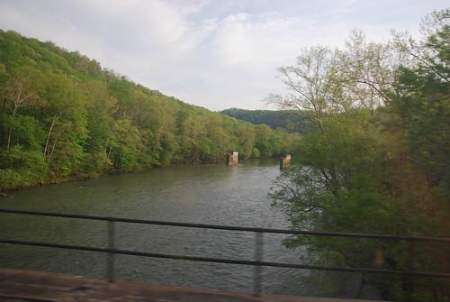 usa unitedstates railway amtrak westvirginia railroads greenbriercounty fortspring amtrakcardinal 52011amtrakcardinaltrip