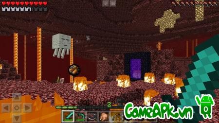Minecraft: Pocket Edition v0.13.1 hack full cho Android