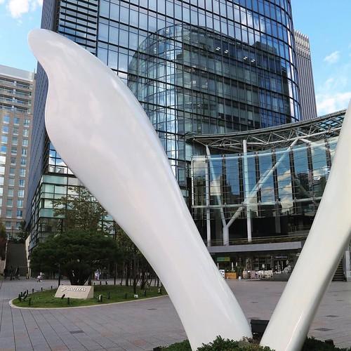 そして、ワテラス。 #3331artschiyoda #千代田区ディスカバリーミュージアム秋ツアー