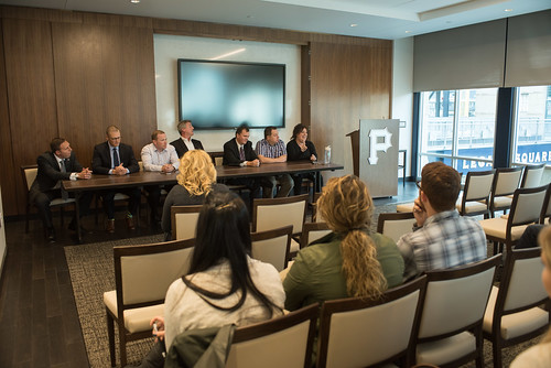 Pittsburgh Pirates Execs Offer SAEM Students Advice On Internships