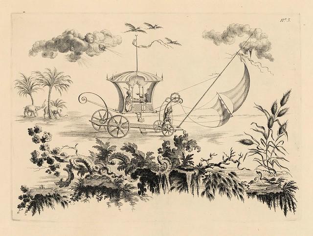 004-Raccolta delle cose più notabili veduta…1766-67- Filippo Morghen- Yale University Art Gallery