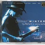 JOHNNY WINTER RETURN OF JOHNNY GUITAR