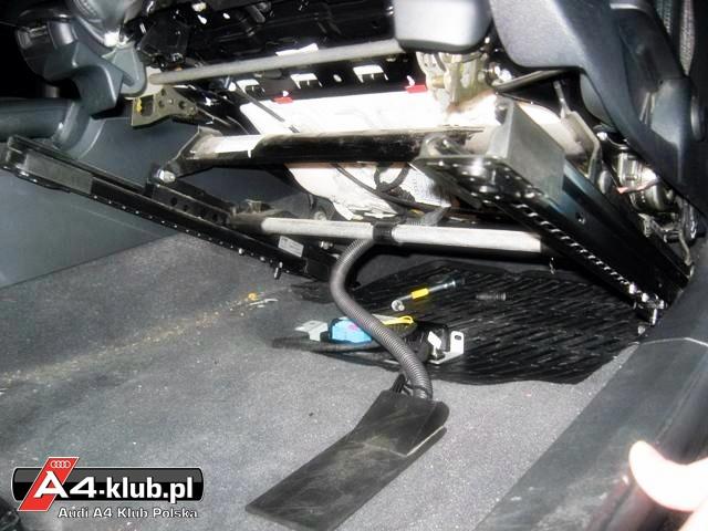 75237 - Instalacja modułu pamięci ustawień fotela kierowcy i lusterek - 27
