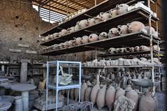 Pompeii: Artifact Storage