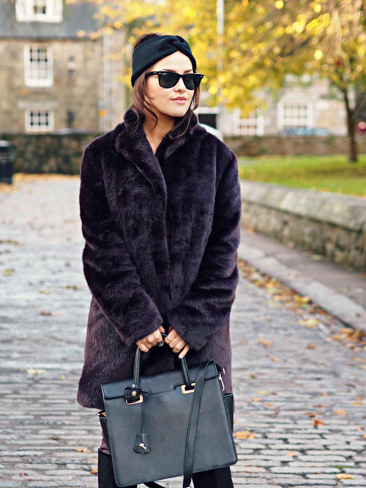 The Little Magpie Reiss Fur Coat 6