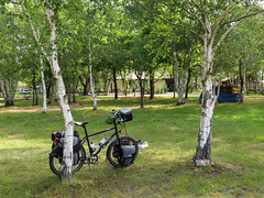 camping La Rochade to Arcachon 2