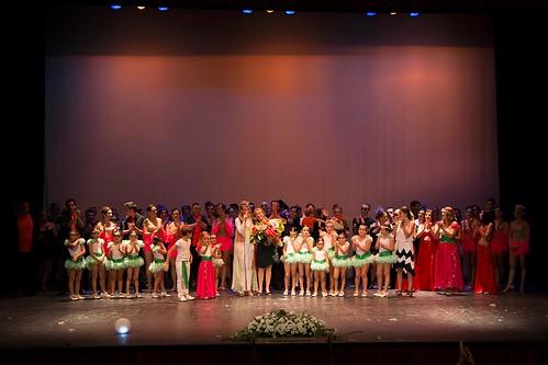 Festival de fin de curso AZÚCAR NEGRA 2014