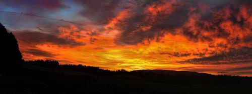 sunrise dg thecraig dornie dunscore