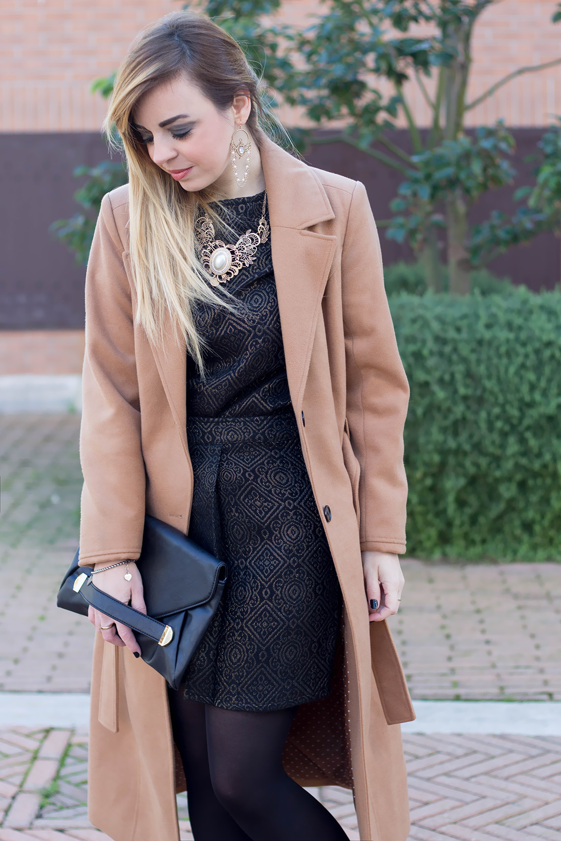 look per le feste di natale dressing&toppings