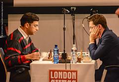 Aronian vs Anand
