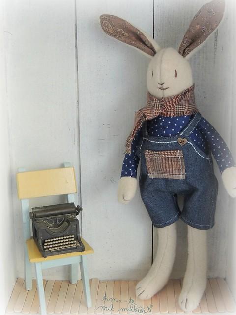 december boy hare