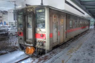 Wakkanai Station on DEC 25, 2015 (7)