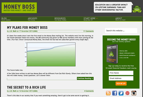 Money Boss screenshot