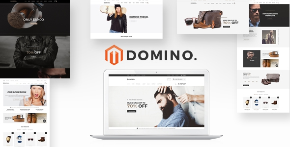 Domino v1.1 – Fashion Responsive Magento 2 Theme