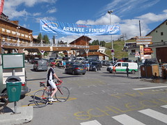 Alp d'Huez Summit Image