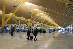Aeroporto Madrid Barjas